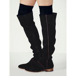 Free People Grandeur Boots OTK